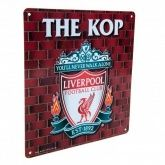 Табличка Ливерпуль The Kop Sign