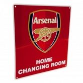 Табличка Арсенал Home Changing Room Sign